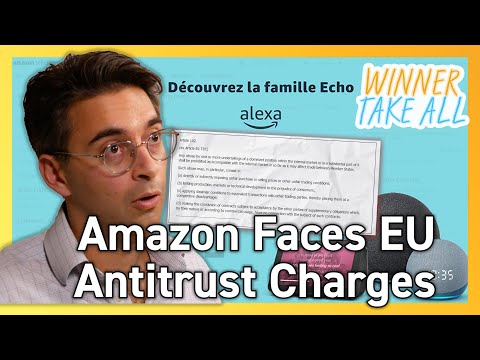 Amazon EU Antitrust Violations: I Think Regulators Might've Finally Caught Them!😮