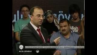 Ateistlə ilahiyyatçının debatı-02 /  İslamı təhqir etmək olarmı-02