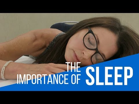 SLEEP AND FAT LOSS WHY SLEEP IS SO IMPORTANT