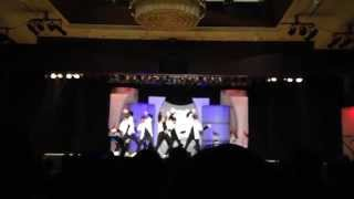 Royal Family en Hip Hop International 2015 | New Zealand | HHI