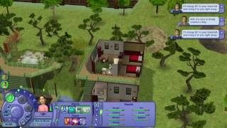 The Sims 2 - Заказ путешествия.(The Sims 2., 2016-06-14T20:35:45.000Z)