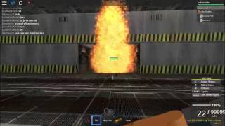 ROBLOX Life in scp foundation part 3