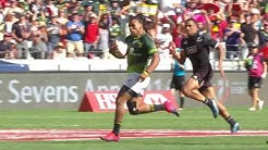 England win Cape Town sevens! - Day Two Highlights