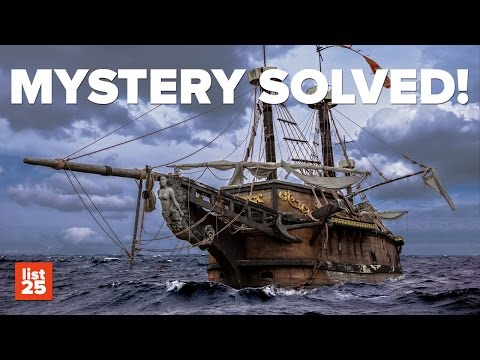 25 CREEPY Unsolved Mysteries Solved At Last