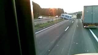 Unfall A8 Österreich