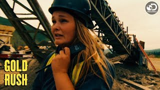Monica Beets Runs Into Trouble  | Gold Rush