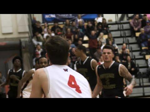 Wesleyan Men's Basketball 2018 NCAA Highlights