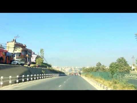Nagarkot To Kathmandu Road View - Most Beautiful City of Nepal 07 -Nepal Tour