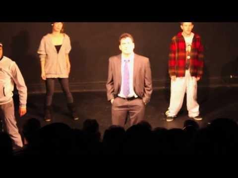 RAD - performed at the Alma Tavern Theatre, Bristol 09/03/13