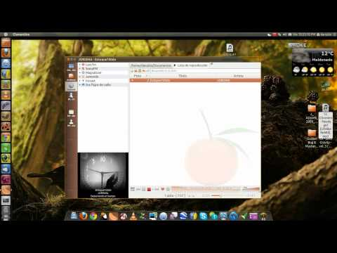 Clementine 0.7 Audio player (linux/mac/win)