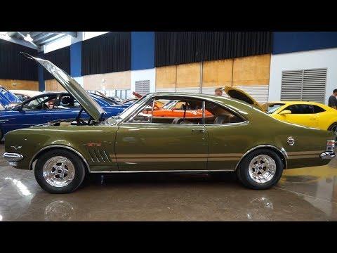 Mt Isa Classic Car Show & Swap Meet: Classic Restos Series 35