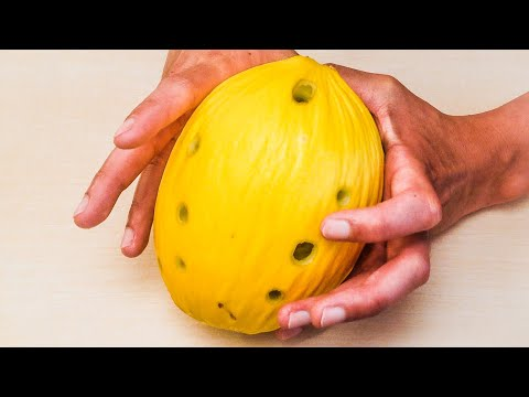 The Ace & TJ Show - Guy Plays SMASH MOUTH on a Bunch of Melons!