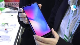 Leagoo T8S, T8 and Leagoo T9S with waterdrop notch