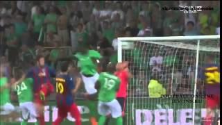 Сент-Этьен (Франция) - АСА Тыргу-Муреш (Румыния) 0:2 Иван Гонсалес