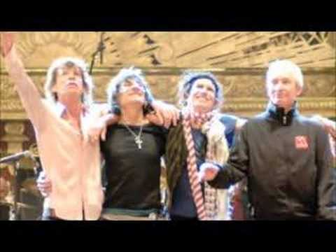 Rolling Stones- Shine a Light (Live)- Audio only.