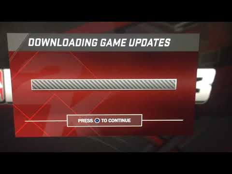 """How To Fix The """"Downloading Game Updates"""" On NBA2k18"""