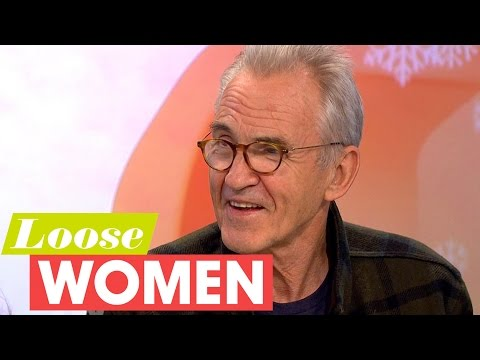 Larry Lamb Claims He and Martin Roberts are Now Friends  Loose Women