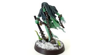 How I Paint Things - Nighthaunt Chainrasps