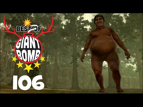 Best of Giant Bomb 106 - You Wanna Wrestle?