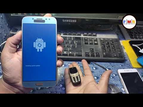 How To Hard Reset Samsung J7 Pro Unlock Pattern/Pin/Password Easy Method