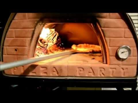 Recipe for Wood Fired Pizza Oven