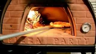 Recipe for Wood Fired Pizza Oven! PIZZA - ITALIAN FOOD ITALIAN PIZZA OVEN special M.Currò