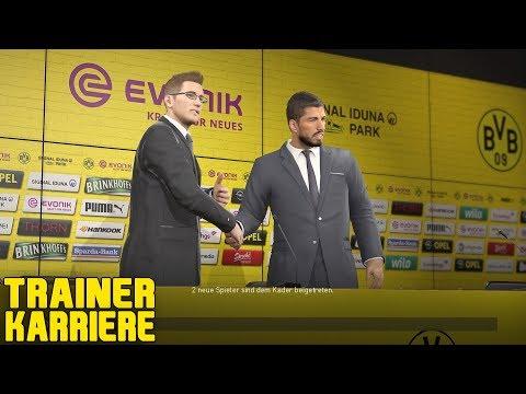 Zwei neue superstars !! 🔥 bundesliga trainer karriere - pro evolution soccer 2018