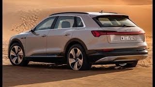 2019 Audi e-tron SUV - Interior, Exterior and Drive