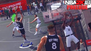NBA 2K18 My Career: I Got Exposed Quick! ATM Is A Monstar! NBA 2K18 Prelude Gameplay