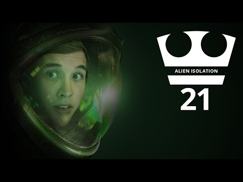 Jirka Hraje - Alien Isolation 21 - Šroubovnice POWER!
