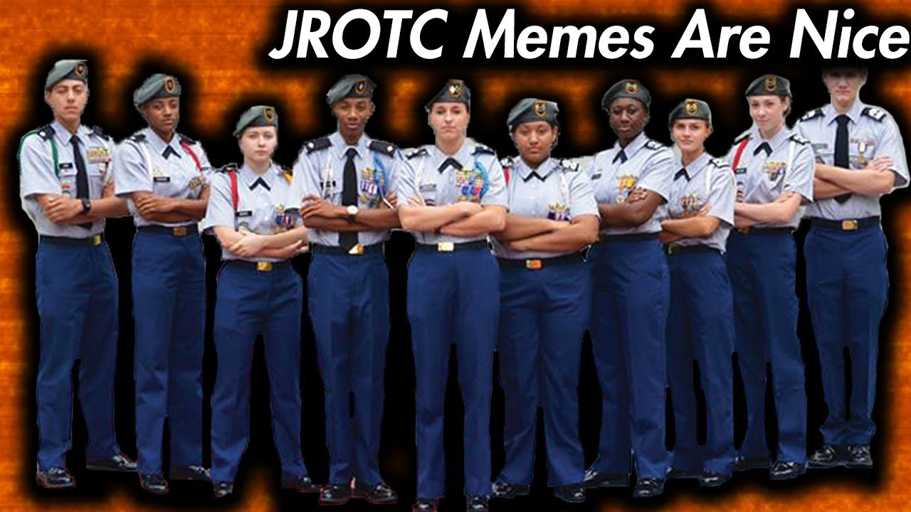 JROTC Memes