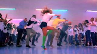 Repeat youtube video Beyonce - Let's Move! 'Move Your Body' Music Video Official 2011