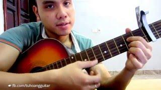 [Guitar] Hướng Dẫn: VỢ YÊU (Vũ Duy Khánh) Full Intro ★Tú Hoàng Guitar★