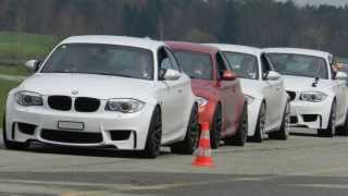 BMW 1M - Drift Day