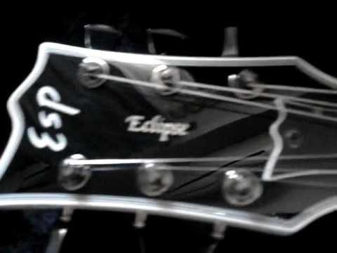ESP Eclipse II Snow White Unboxing