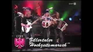 34 - Zillertaler Hochzeitsmarsch - Zillertaler Schürzenjäger - Open Air 95