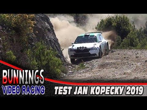 Test Jan Kopecky - Portugal 2019 | @BunningsVideo