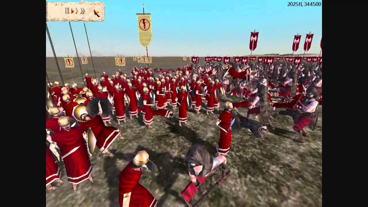 Rome Total War Berserkers