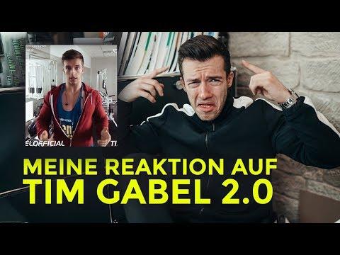 Meine Reaktion auf: Tim Gabels Workout auf Tunnelblick | Tim Gabel