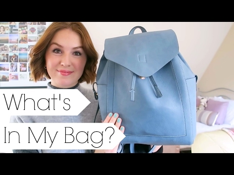 WHAT'S IN MY BAG | Accessorize, Kikki.K, Quay, Tommy Hilfiger