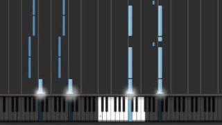 Tsuna Awakens Piano Tutorial