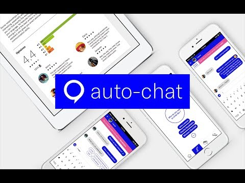 Introducing Auto-chat, The New Smart Messaging App