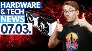 AMD zeigt neue RX 6700 XT-Grafikkarte   Hardware- & Tech-News