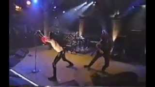 Marilyn Manson Lunchbox and Dope Hat  Live John Stewart Show 1995