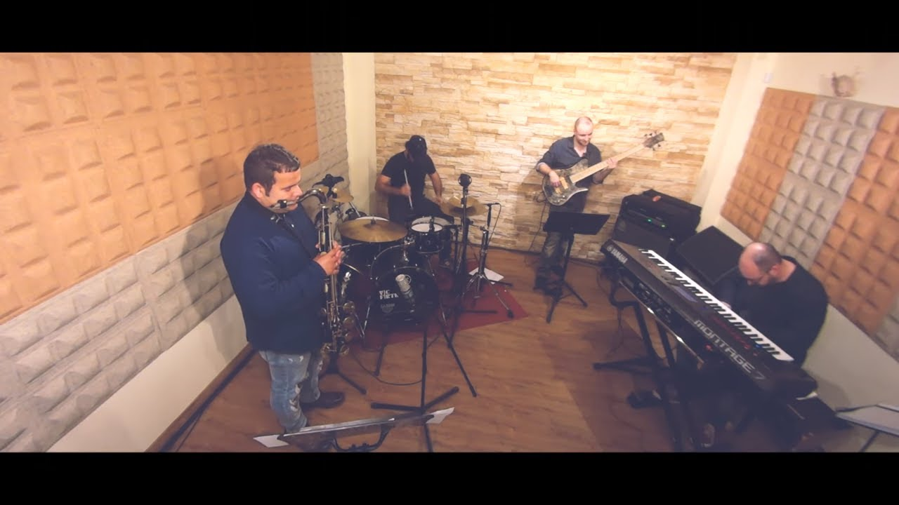 «ASSAY PLACE» RAFAEL GARCÉS NEXT STATION QUARTET
