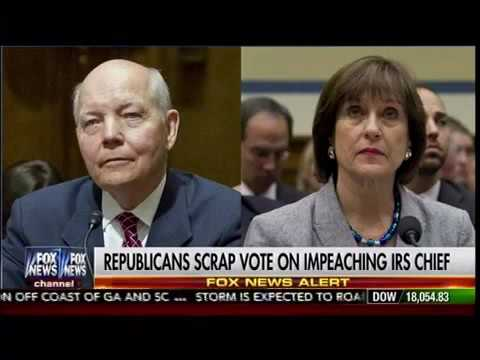Republicans Scrap Vote On Impeaching IRS Chief   America's Newsroom