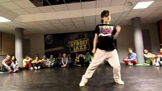 Жанна Остапенко - Хип-Хоп, Уличные танцы (импровизация)