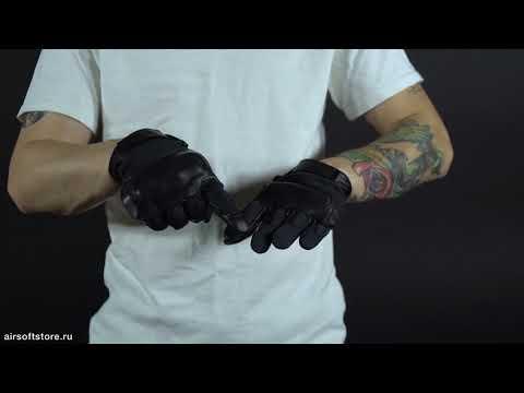 Обзор тактических перчаток Aramid от Mil-Tec