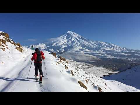 Iran Ski Trip 2018