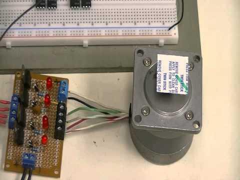 bildr The Big Easy Stepper Motor Driver Arduino